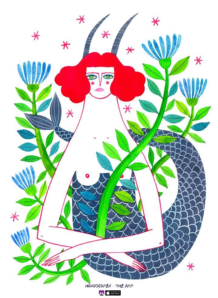 glamour magazine aquarius horoscope