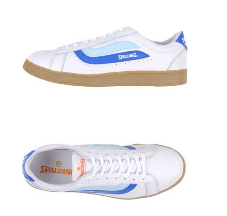 Spalding Tennis Sneakers Gum Sole Classic Sneakers Sneakers Tennis Sneakers