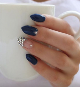 cute almond nail designs girlterestmag