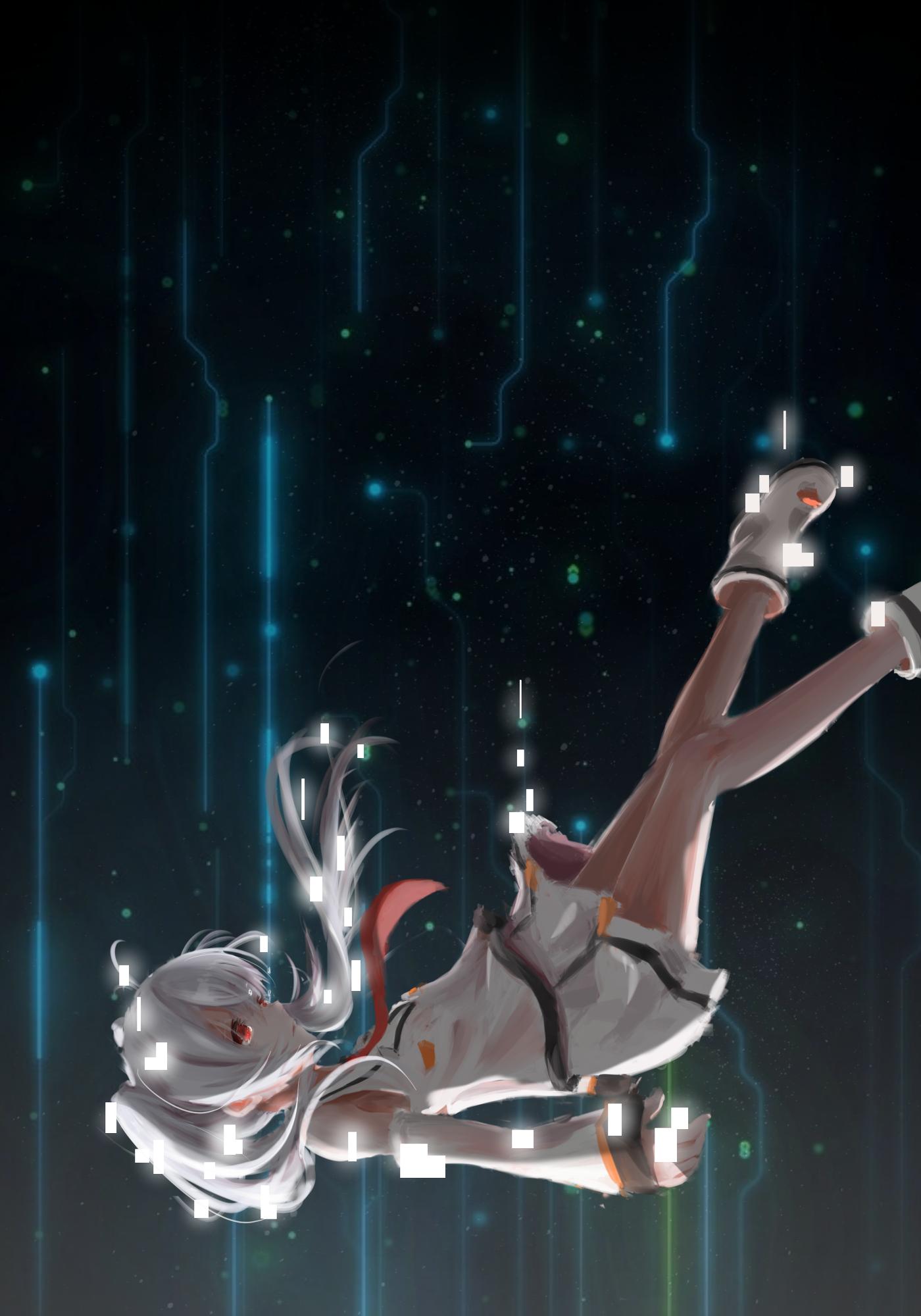 Isla Plastic Memories Anime triste, Anime kawaii e Anime