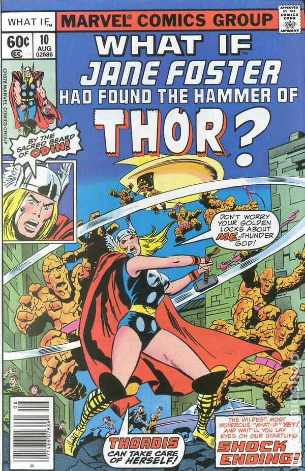 1st app of thordis jane foster what if jane foster had found