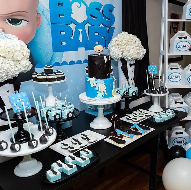 100 Mo Nea Boss Baby 1st Birthday Party Ideas Boss Baby Baby 1st Birthday 1st Birthday Parties