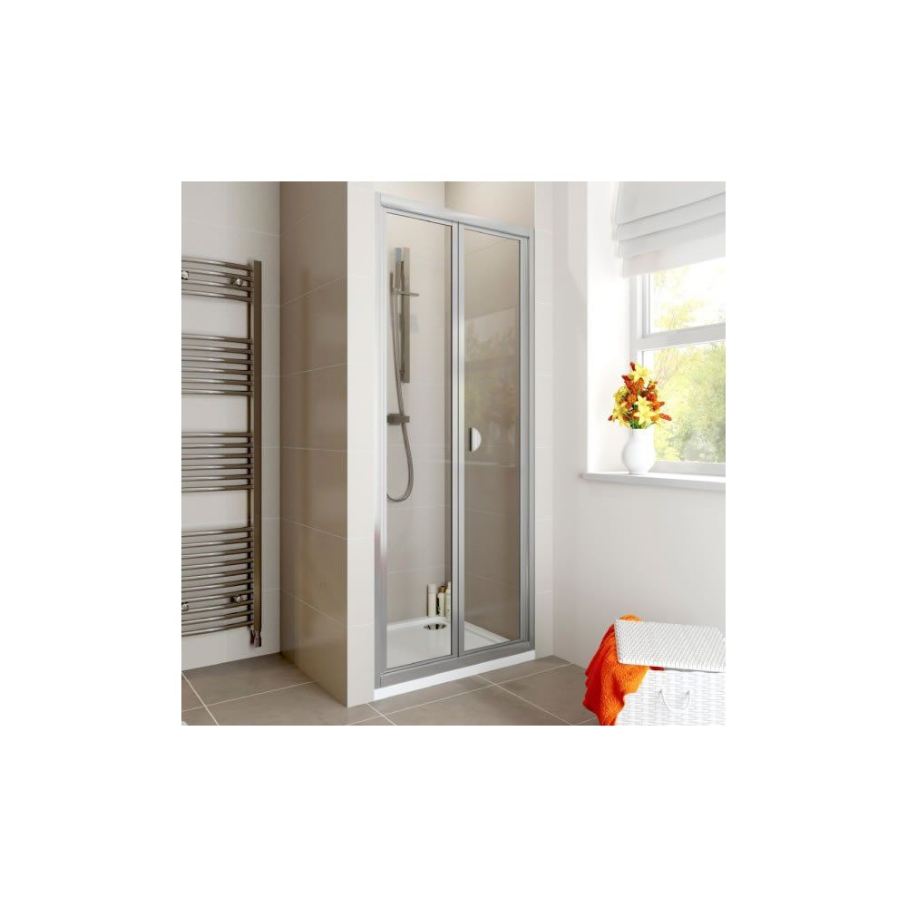 Hydrolux 700mm Bi Fold Shower Door 6mm Glass High End Quality