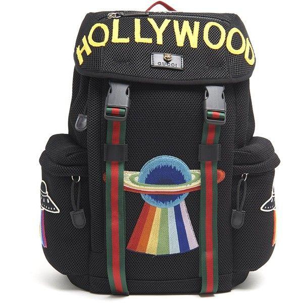65a43a01ef5fb GUCCI  Ufo  Backpack (34