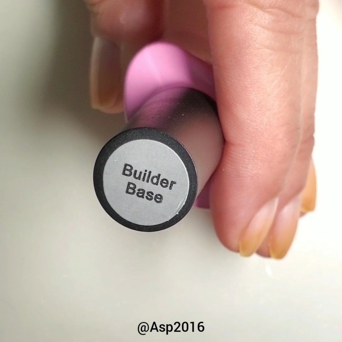 How To Use Builder Base Gel To Reinforce Your Nails | AIMIELI ( I-May-Lee )