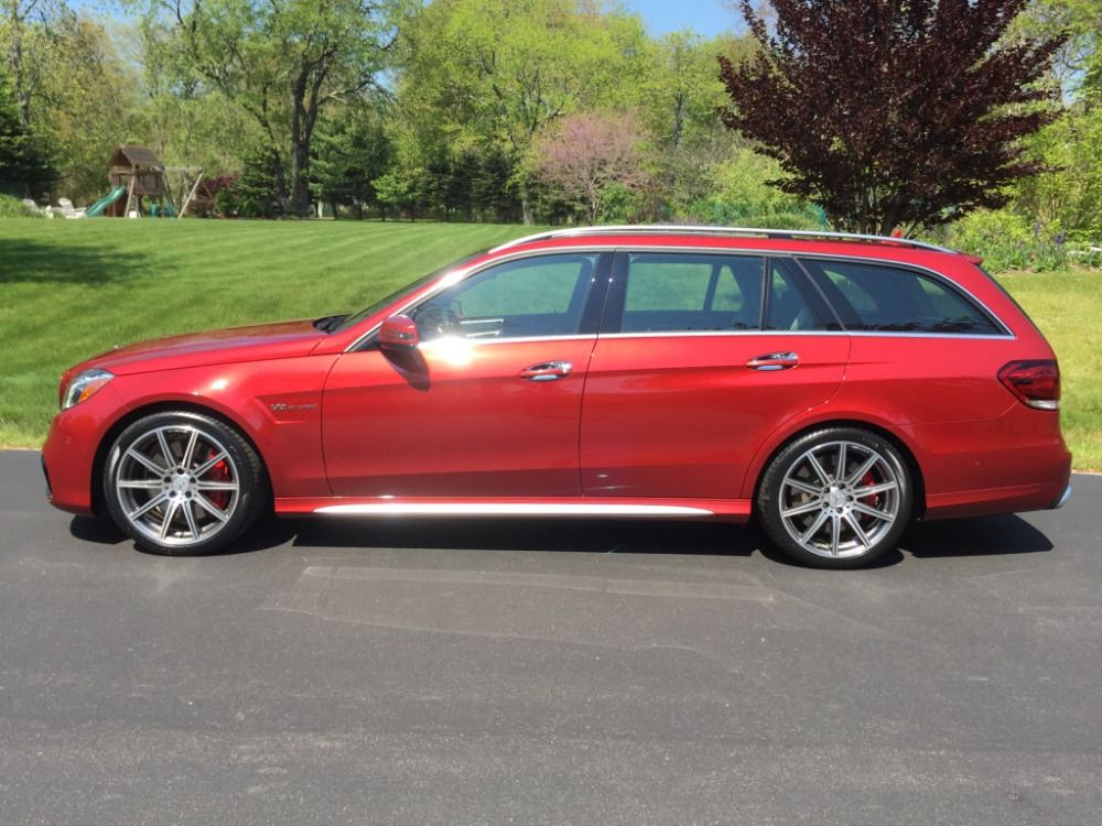 Used 2014 Mercedes-Benz E 63 AMG S-Model Wagon for sale near you in ...