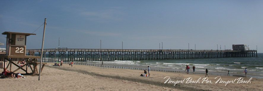 Been to Newport Beach in the winter Would like to go back in the summer.