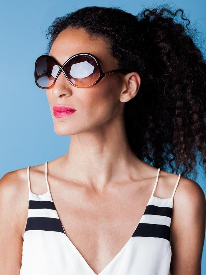 a15a7780c2 Ivanna Butterfly sunglasses by Tom Ford