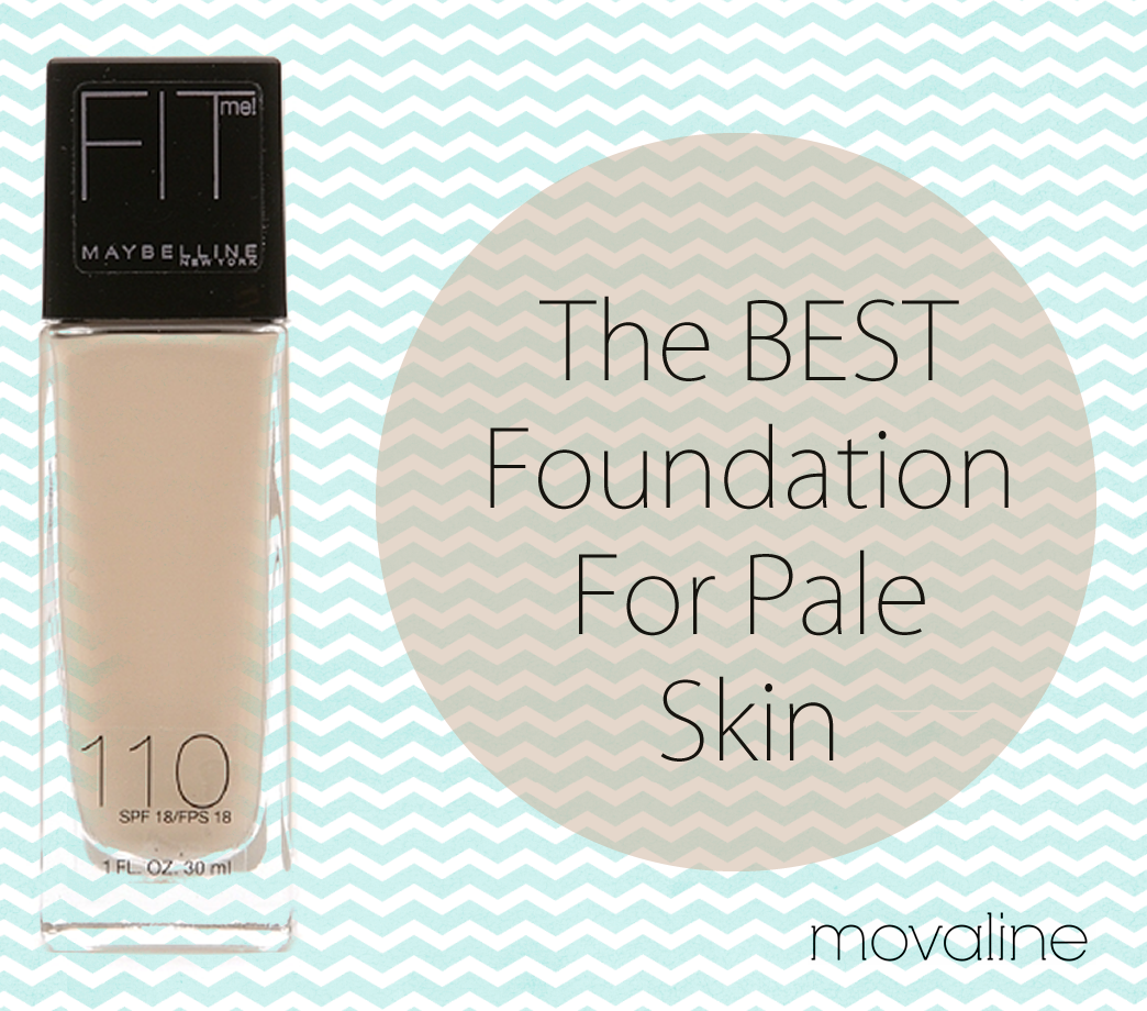 Movaline: My Go-To Foundation: Maybelline Fit Me - Review