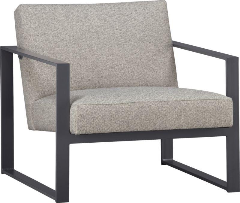 CB2 - specs flax chair \u2014 o f f i c e \u2014 Pinterest Playa - sillas de playa