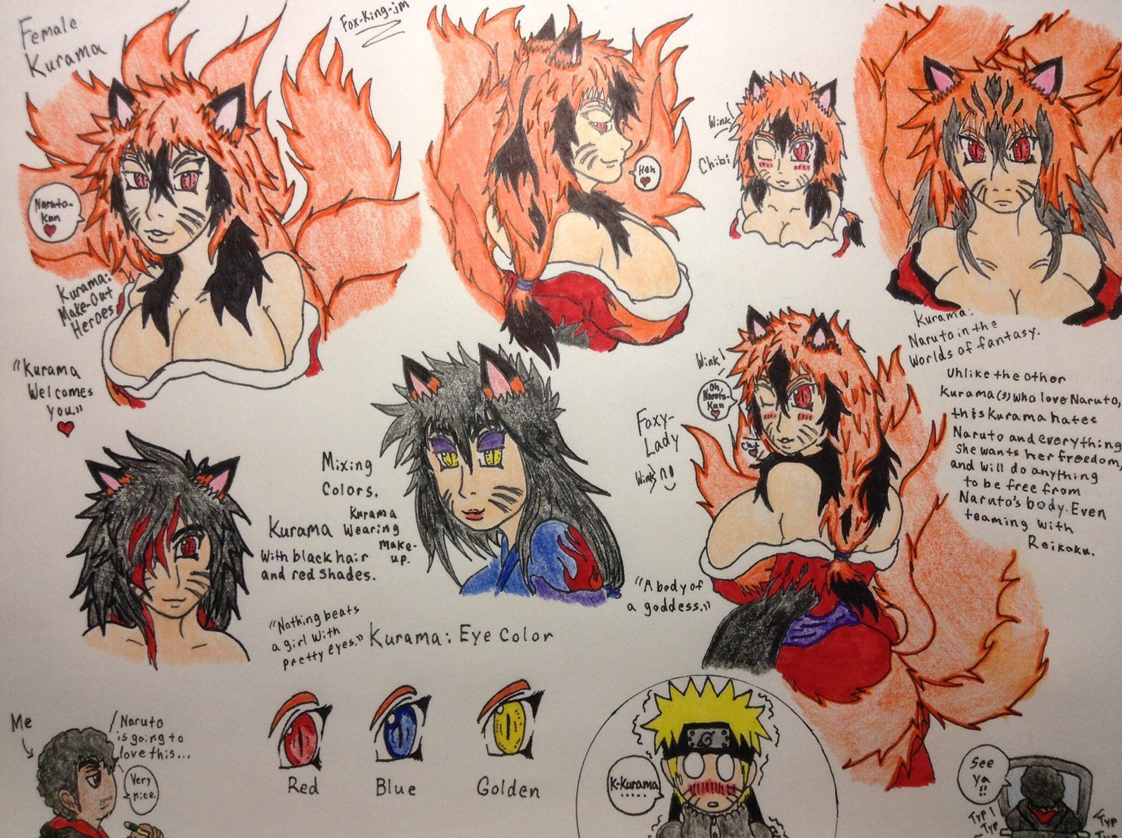 Naruto Kushina Kyuubi Lemon Fanfiction Naruto X Fem Kyuubi Fanfic