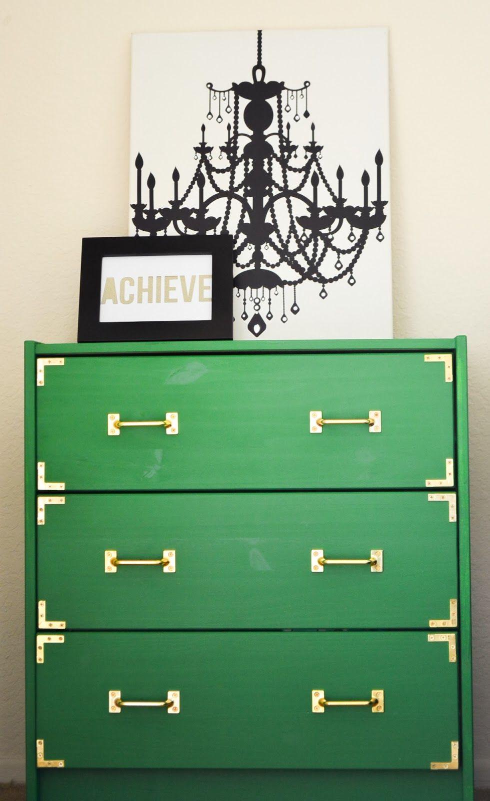 Diy Ikea Hack Campaign Dressers