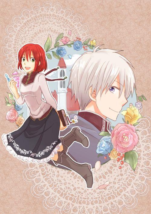 Zen Wistalia Shirayuki Snow White With The Red Hair Akagami No Shirayukihime Akagami No