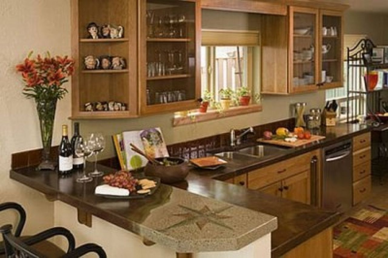 Newkitchencountertopdecoratingidea house u home pinterest