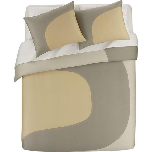 marimekko seireeni neutral bed linens on sale at crate and barrel rh pinterest co uk