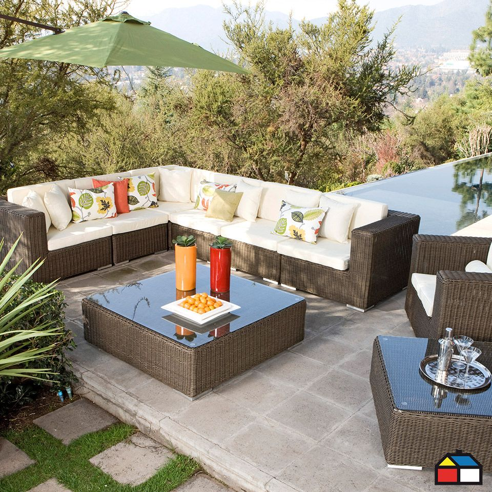 Sodimac Com Outdoor Furniture Sets Sectional Sofa