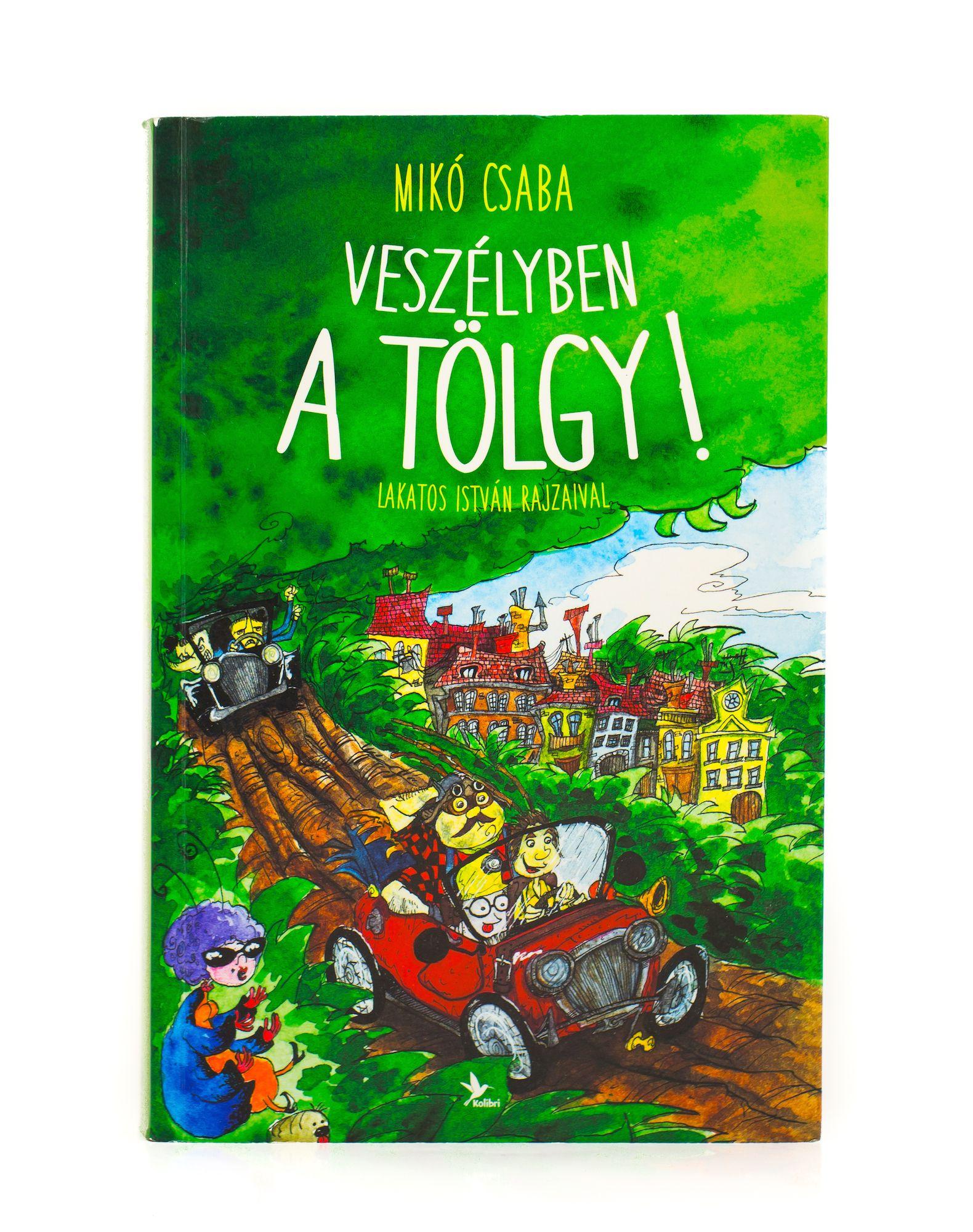 Miko Csaba Veszelyben A Tolgy