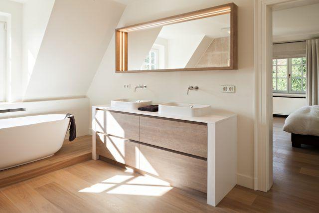 Luxe Badkamers Inspiratie : Badkamer inspiratie met luxe badkamermeubel badkamer ideeën
