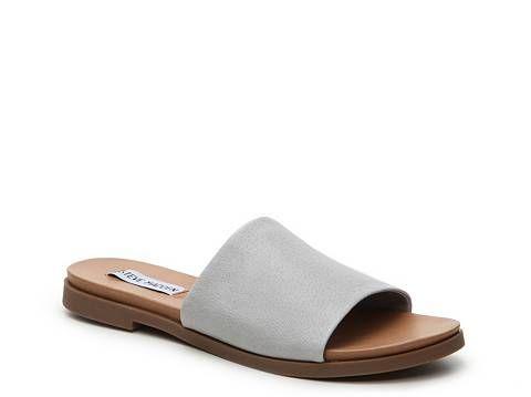 6a7b74e6581 Steve Madden Karolyn Flat Sandal | DSW. | Shoes, Sandals, Flat sandals