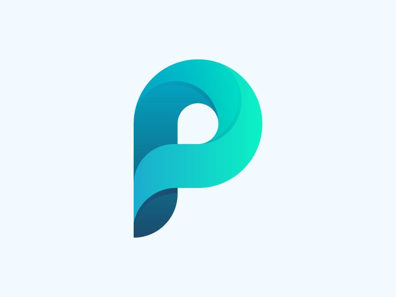 P Logo Concept P Logo Design Logo Concept Pet Logo Design