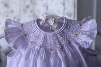 Exclusive Smocking: My Dear Valued Customer,