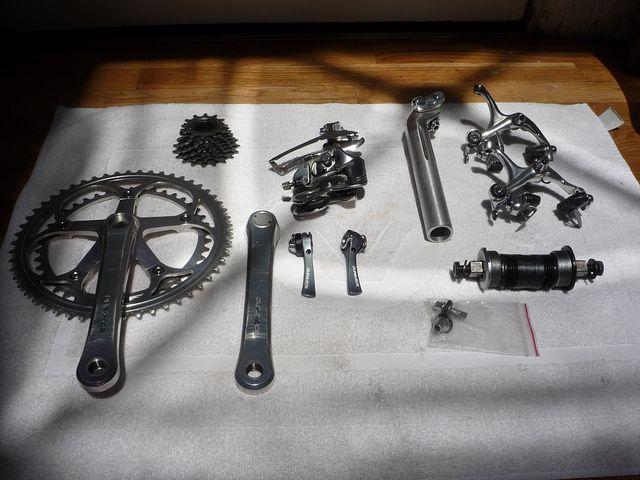 Dura Ace 7400 groupo - $350 (Harvard Sq) | Bike Stuff ...