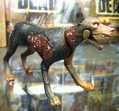 RESIDENT EVIL CERBERUS DOG BLAST APART TOYBIZ FIGURE