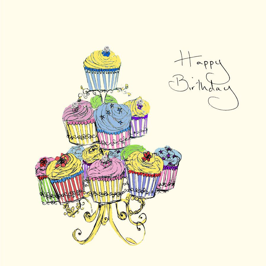 Originalhappy birthday cake card with crystal gemsg 900900 originalhappy birthday cake card with crystal gemsg bookmarktalkfo Image collections