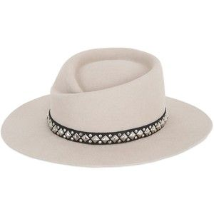 Gladys Tamez Millinery Women Zodiac Velour Felt Hat  0625b1cdc9ba