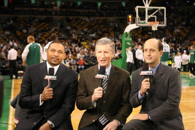 1 ESPN NBA Broadcasting team ESPN Pinterest ESPN