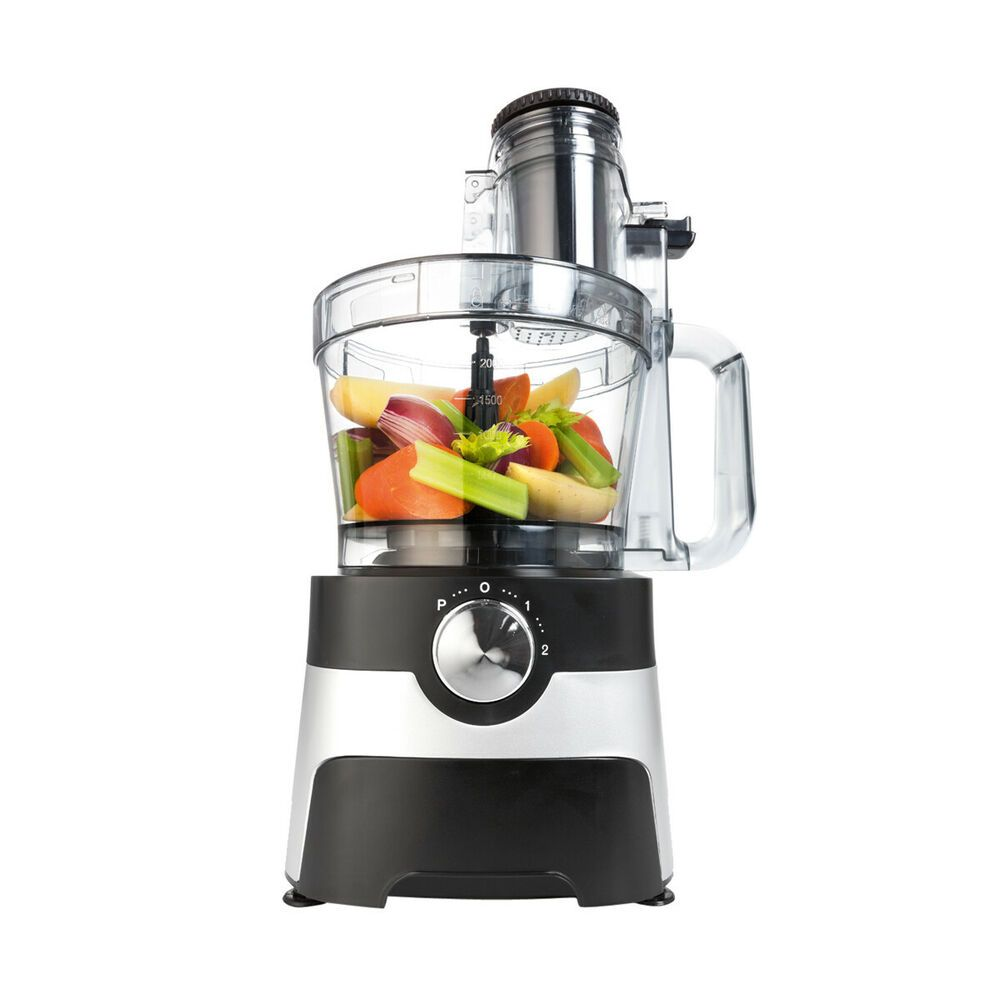 Details about food processor smoothie whipping slicer