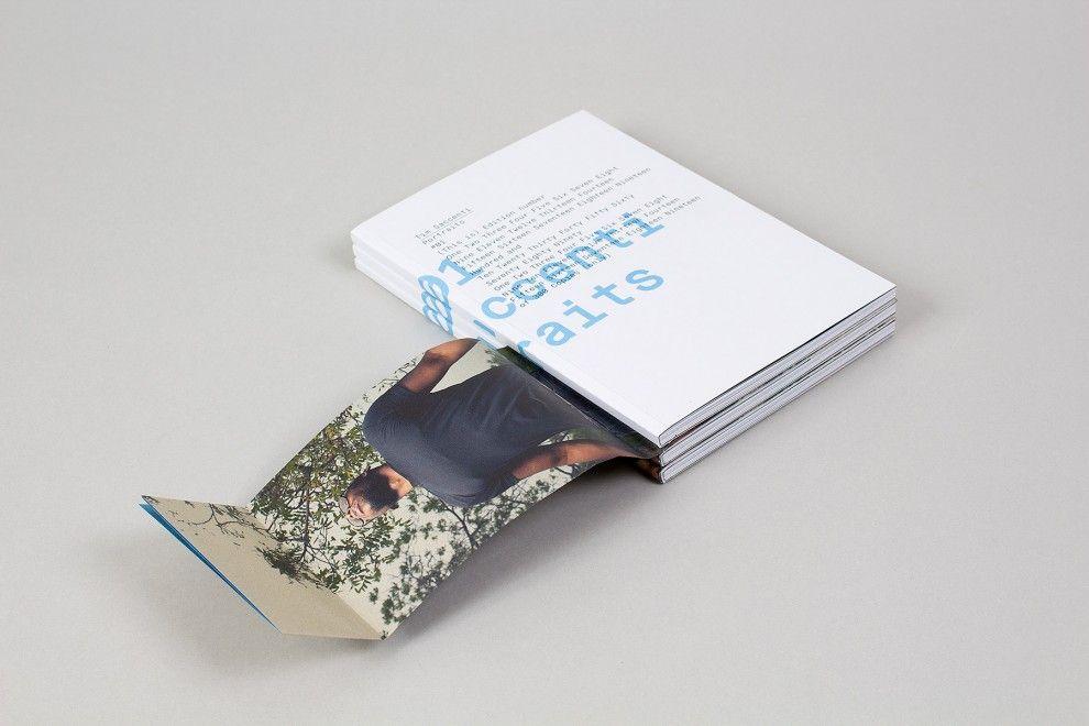 Timothy Saccenti Portraits 01 / Build   Design Graphique