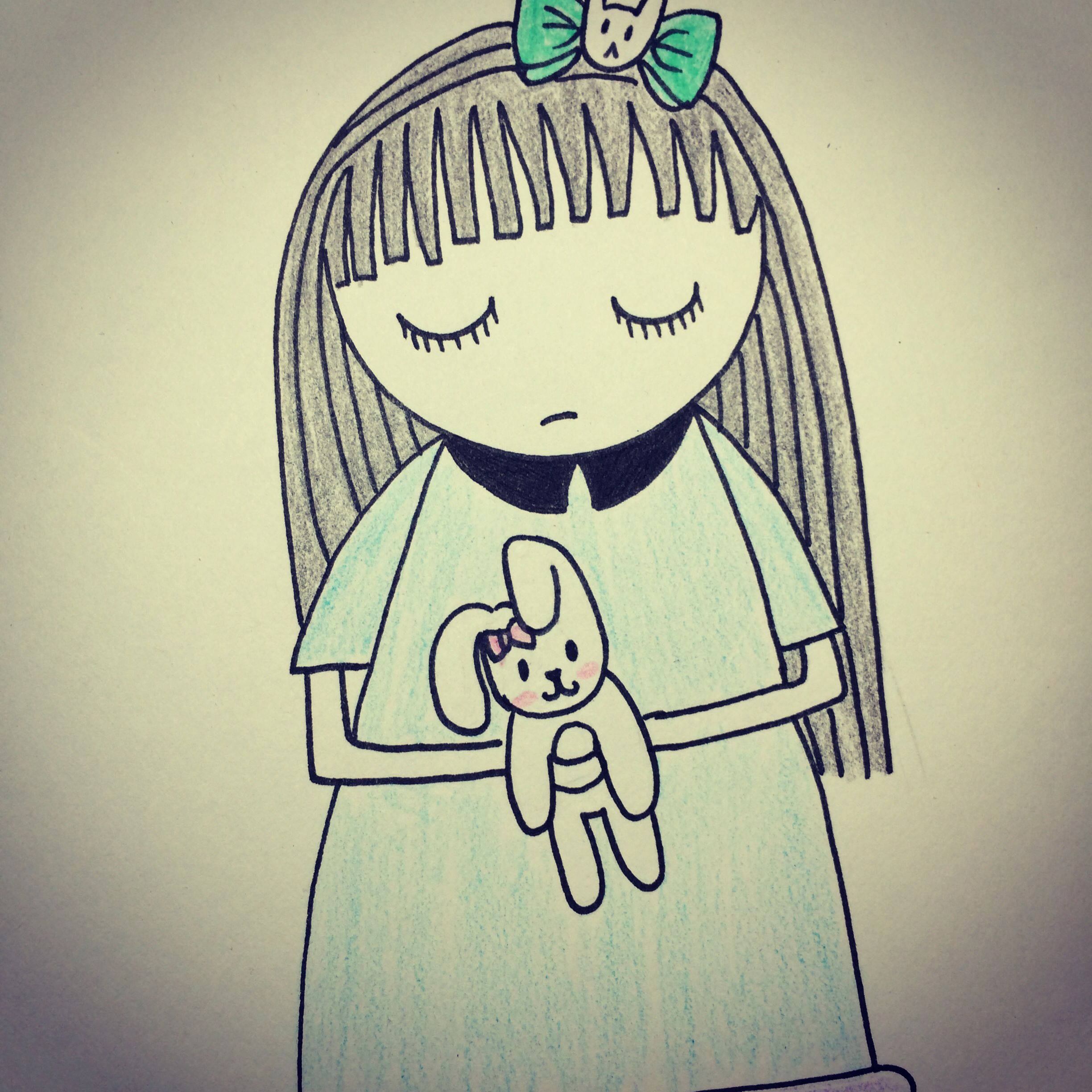 Miss you....#cutelovedrawing #cutedrawing #lovedrawing # ...