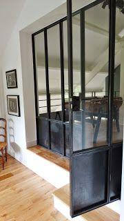 mezzanine salle de jeux baby foot flipper verri re atelier bois brique m tal bois et. Black Bedroom Furniture Sets. Home Design Ideas