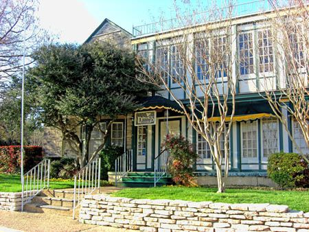 Addison Texas Home Owned By Audie Murphy Later Converted To A