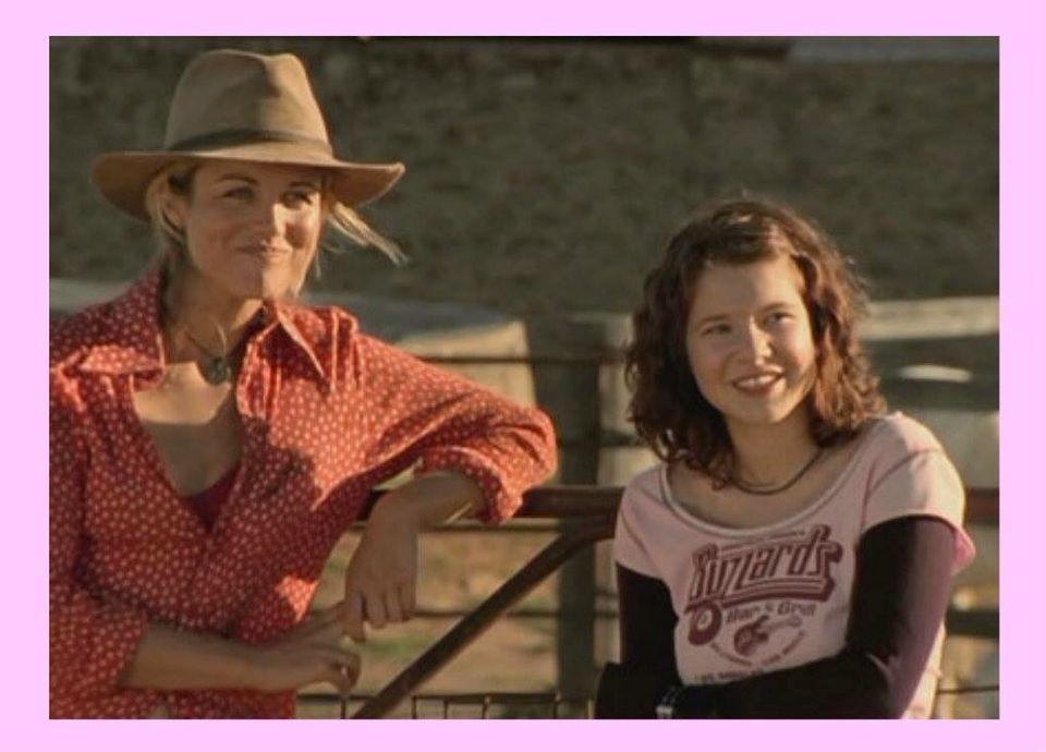 Tess and Rose