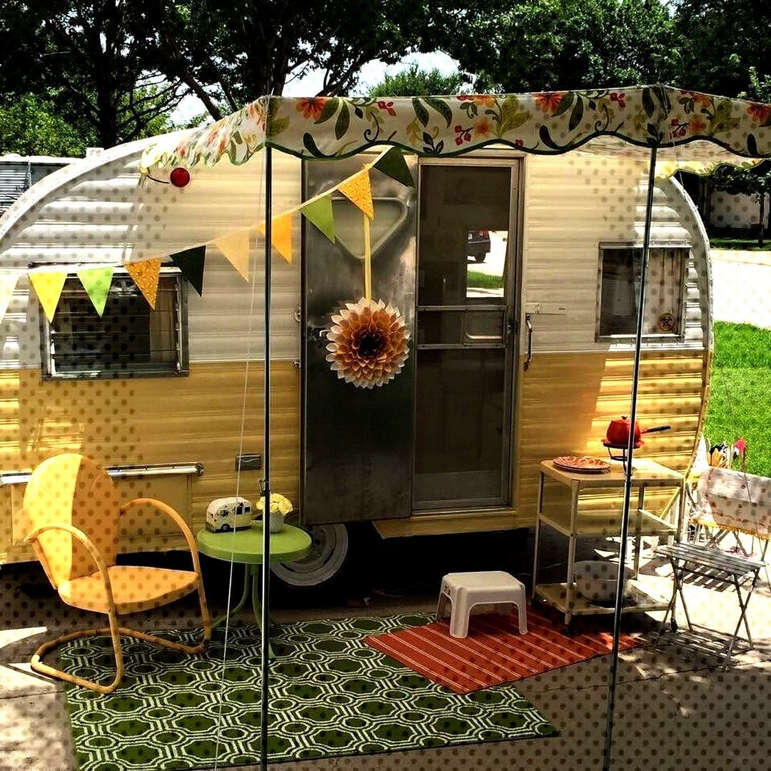 11 Awesome DIY Camper Interior -  Epic 11 Awesome DIY Camper Interior … A substantial portion of