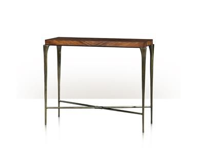 Shop For Theodore Alexander Club Leg, And Other Living Room Tables At Meg  Brown Home Furnishings In Advance, NC. A Pacific Walnut Console Table, ...