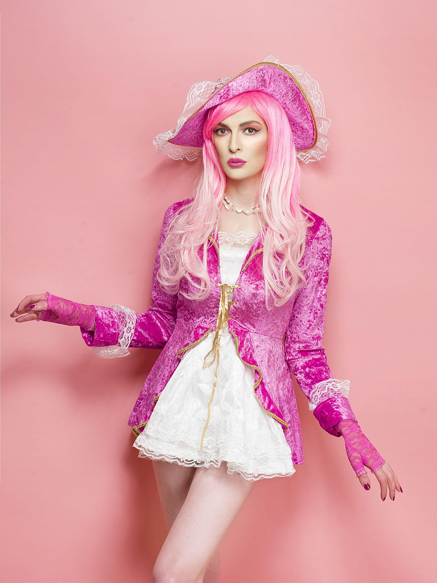 Phrase... super, Beautiful transgender women pink you