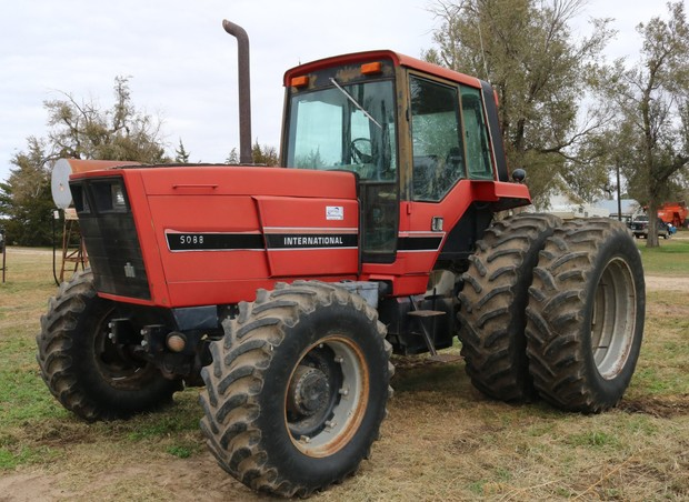 Download International 5088 5288 5488 Tractor Chassis Service Repair Manual Tractors Repair Manuals Repair