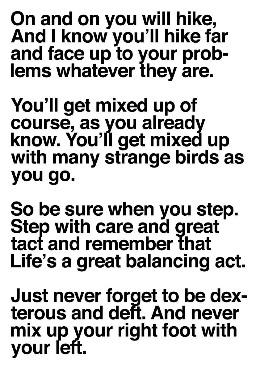 Dr Seuss Quotes Oh The Places Youll Go Google Search Lifes A