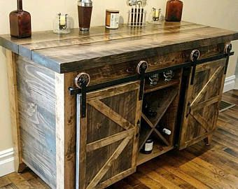 beautiful trestle table base used for both looks and each table is built from