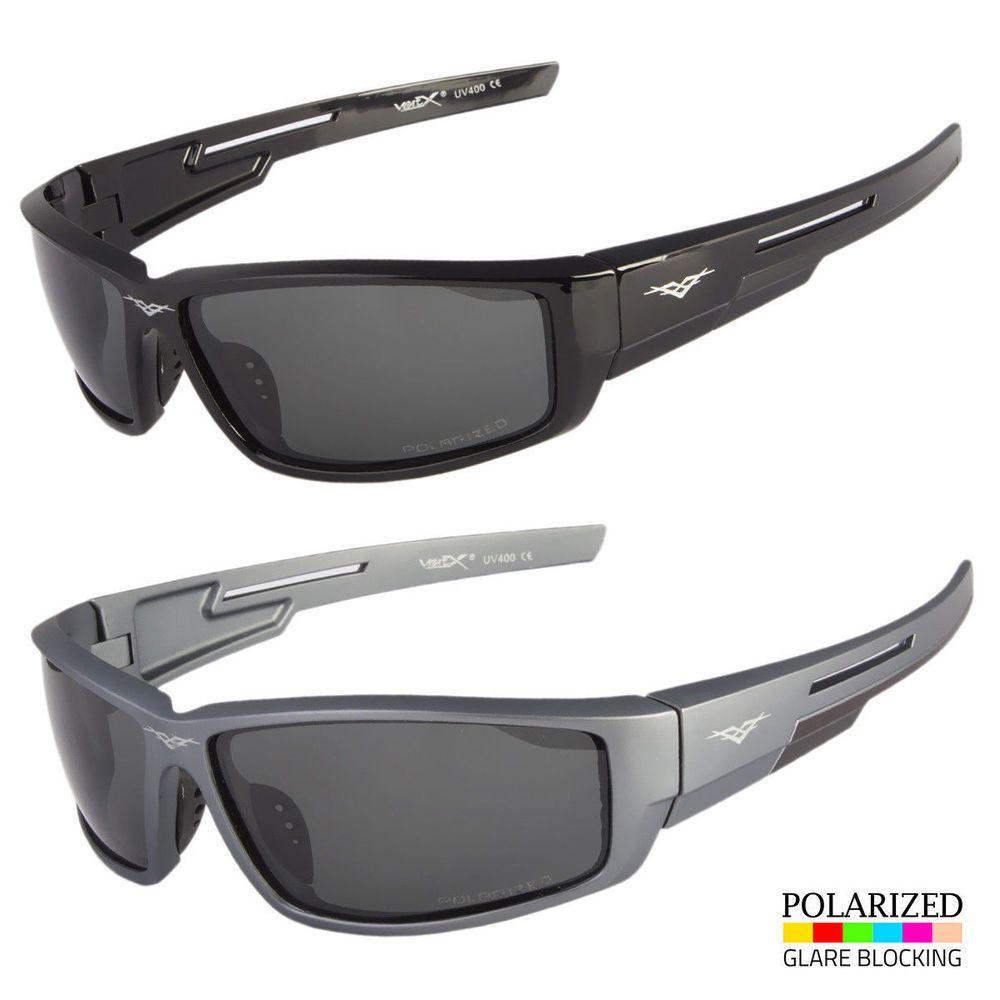 7d7b3fa9ea0 New Men s Wrap Premium Sunglasses Black Frame with POLARIZED Lenses Biker  Shades   9.99 End Date  Saturday Sep-22-2018 16 54 42 PDT Buy It…