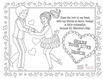 Share The Love Valentine's Day Twinkle Star Dance Videos