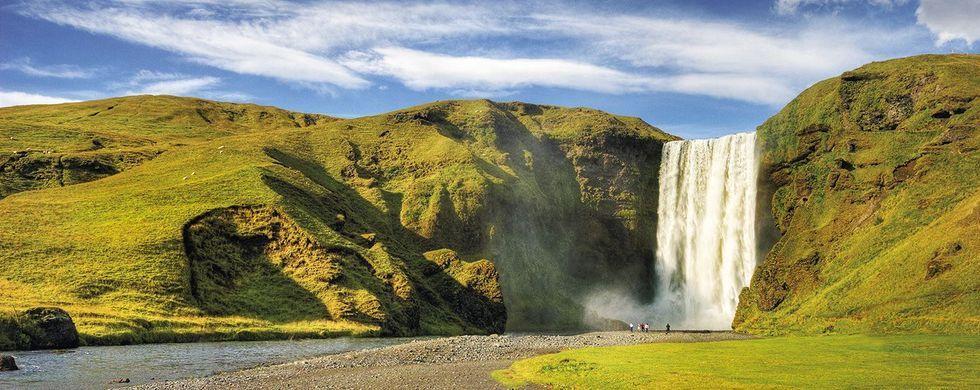 Höhepunkte im Süden der Vulkaninsel