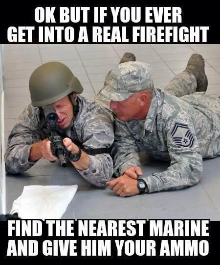 Thank You Terminal Lance For This Gem Marines Funny Military Jokes Usmc Humor