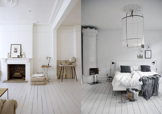 comment peindre un parquet en blanc ou en couleur comment peindre parquet et en couleur. Black Bedroom Furniture Sets. Home Design Ideas