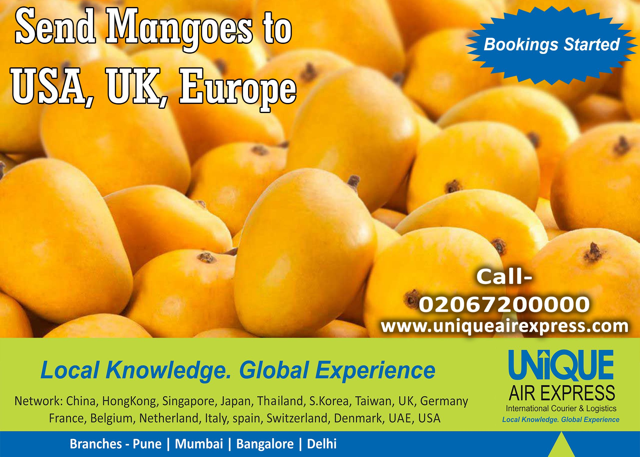 Want to send Devgad and Ratnagiri Alphonso Mangoes to your