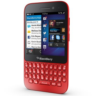 Smart Mobile Phone of Black Berry Q5