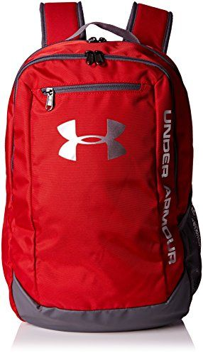 38b3967642 Under Armour Hustle LDWR Backpack One Size Red   Click on the affiliate  link Amazon.com on image for additional details.